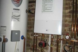Boiler Installation Example 1