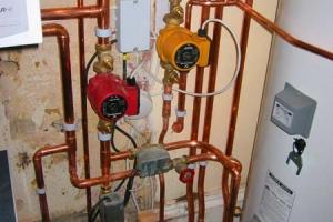 Boiler Installation Example 3