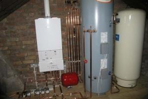 Boiler Installation Example 4