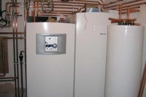Boiler Installation Example 5