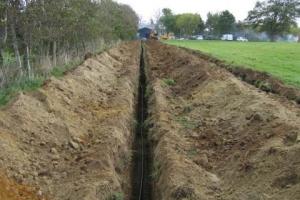 Ground Source Heating Installation 1