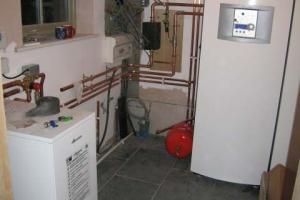 Ground Source Heating Installation 2