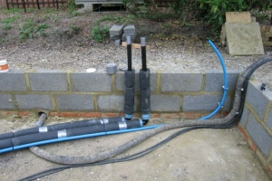 Ground Source Heating Installation 3