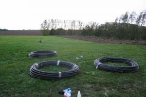 Ground Source Heating Installation 5
