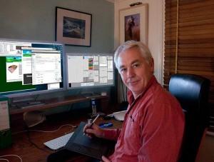 Paul-at-Computer