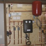 Underfloor Heating Installation Example 2