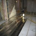 Underfloor Heating Installation Example 3