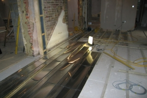 Underfloor Heating Installation Example 3